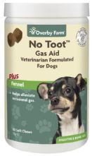 No Toot - gas aid for dogs